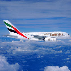Emirates International Flights from $711 roundtrip
