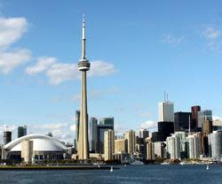 Toronto Escapes Fares to Toronto from $68 1-way