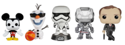 Funko Figures at GameStop from 47 cents