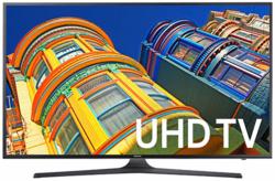 """Samsung 65"""" 4K UHD Smart TV, $300 Dell GC $1,200"""