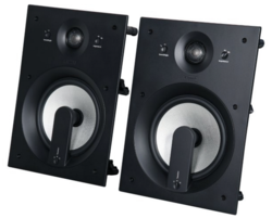 Klipsch Pro 6800 2-Way In-Wall Speakers for $150