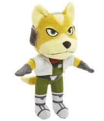 "World of Nintendo Star Fox 7.5"" Plush for $3"