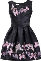 SheIn Women's Butterfly Sleeveless Dress for $14