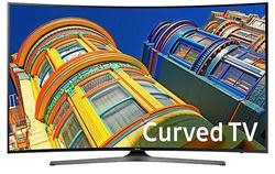 """Samsung 55"""" 4K Curved Smart TV, $300 Dell GC $900"""