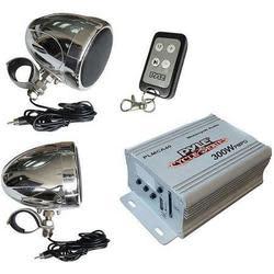 Pyle 100W Motorcycle/UTV USB Speakers for $70